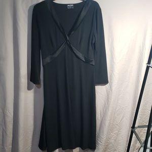 BCBG gorgeous black dress